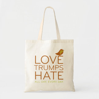 Love Trumps Hate Tote