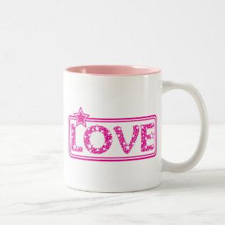 Love Two-Tone Mug