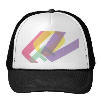LOVE Typography Print Trucker Hat