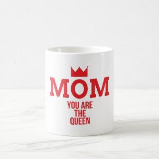 love u mom coffee mug
