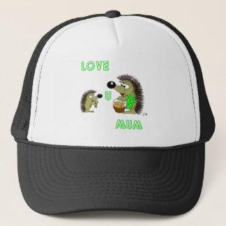 Love U Mum Trucker Hat