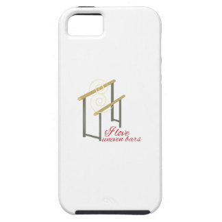 Love Uneven Bars iPhone 5 Covers