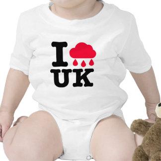 Love United Kingdom Tshirts