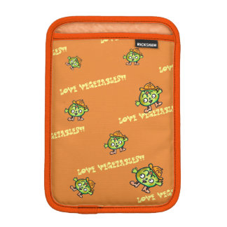LOVE VEGETABLES!! - Pumpkin- iPad Mini Sleeve
