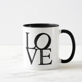 Love Venezuela Mug