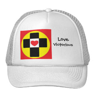Love Victorious Mesh Hats