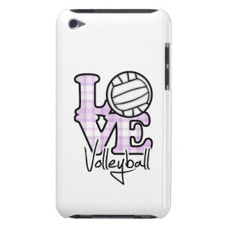 Love Volleyball iPod Touch Covers