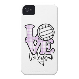 Love Volleyball iPhone 4 Case-Mate Cases