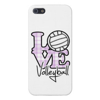 Love Volleyball iPhone 5 Case