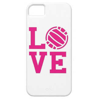 Love Volleyball phone case iPhone 5 Covers