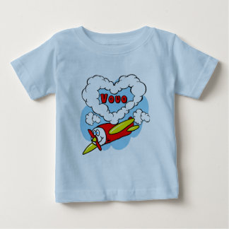 Love VoVo Kids Airplane Baby T-Shirt