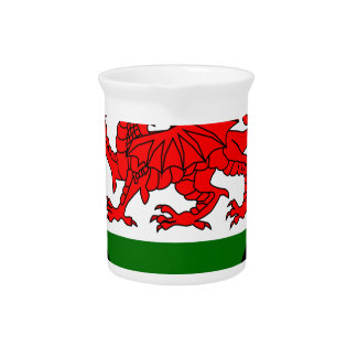 Love Wales Pitcher