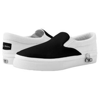 Love Walking Custom Zipz Slip On Shoes