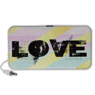 Love watercolor speaker