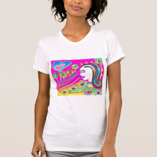 Love Will Blossom: Dream Space T-Shirt