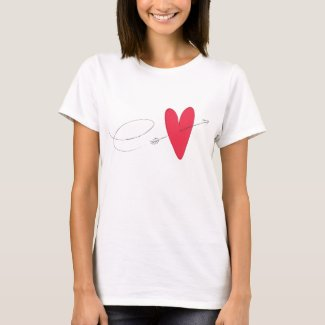 Love Will Find You -Valentines T-Shirt