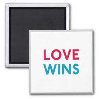 Love Wins Momastery Magnet
