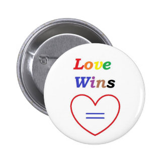 Love Wins - Pin