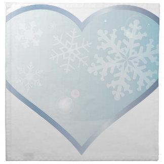 Love Winter Napkin