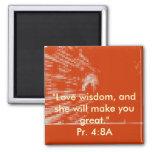 Love Wisdom Magnet
