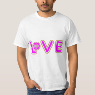 LOVE  :  Wisdom  n  Decorations T-Shirt