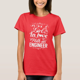 Love with an Engineer T-Shirt