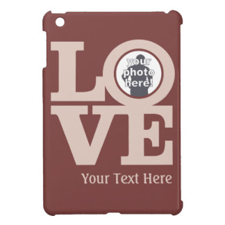 LOVE with YOUR PHOTO custom cases Case For The iPad Mini