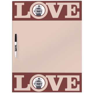LOVE with YOUR PHOTOS custom message board