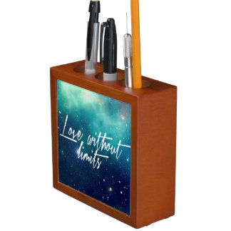 Love without Limits Desk Organiser