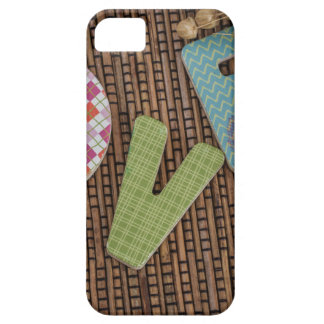 Love Word at Woven Rattan iPhone 5 Cases
