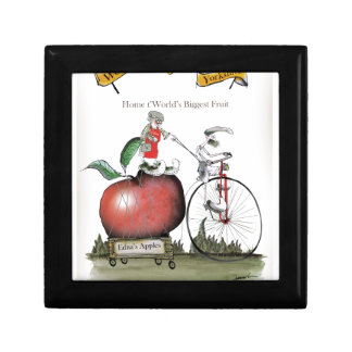 Love Yorkshire big apples Gift Box
