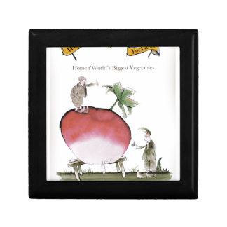 Love Yorkshire big radish Gift Box