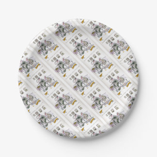 love yorkshire borrowing whippets teeth paper plate