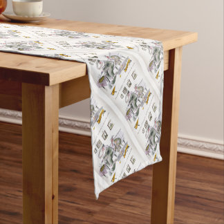 love yorkshire borrowing whippets teeth short table runner