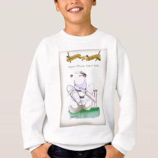 Love Yorkshire Cricket 'biggest gobs' Sweatshirt