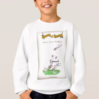 Love Yorkshire Cricket 'finest puddings' Sweatshirt