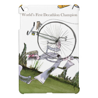 love yorkshire decathlons case for the iPad mini