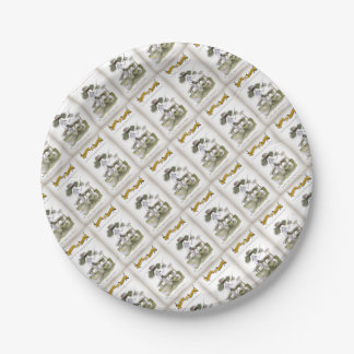 Love Yorkshire doctors Paper Plate