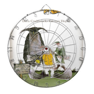 love yorkshire falconry display dartboard