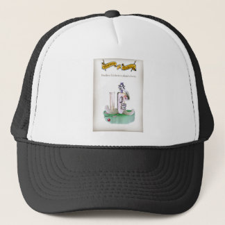 Love Yorkshire 'fearless cricketers' Trucker Hat