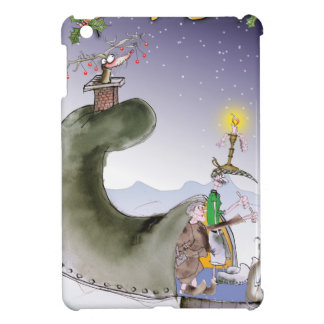 love yorkshire happy christmas iPad mini cases