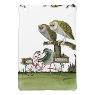 love yorkshire hostile rodent unit iPad mini covers