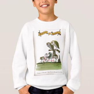 love yorkshire hostile rodent unit sweatshirt