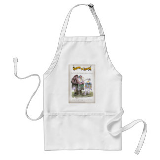 Love Yorkshire marriage guidance Standard Apron