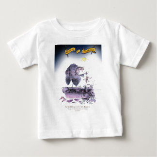 love yorkshire ol' ma ferret baby T-Shirt