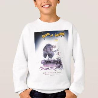 love yorkshire ol' ma ferret sweatshirt