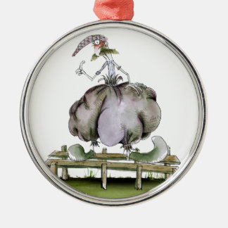 Love Yorkshire portable toilet invention Christmas Ornament