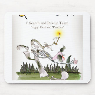 love yorkshire search and rescue mouse mat