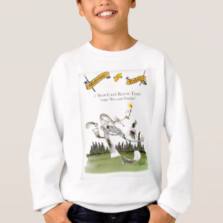 love yorkshire search and rescue sweatshirt