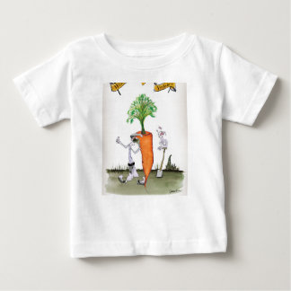 Love Yorkshire 'world's biggest carrot' Baby T-Shirt